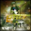 Acesiah - The Siah Effect mixtape cover art