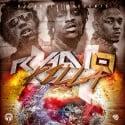 Radio Killa 4 mixtape cover art