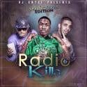 Radio Killa: Spring Fever Edition mixtape cover art