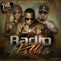 Radio Killa: The Block Party mixtape cover art