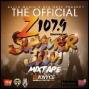 Summer Jam 2012 mixtape cover art