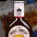 The Sauce Sampler mixtape cover art