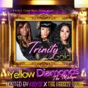 Trinity Gold - Yellow Diamonds mixtape cover art