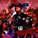D-Block - A History of Violence mixtape cover art