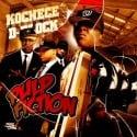 D-Block - Pulp Fiction mixtape cover art