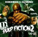 D-Block - Pulp Fiction, Vol. 2 mixtape cover art