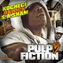 D-Block - Pulp Fiction 5 mixtape cover art