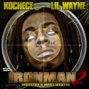 Lil Wayne - Ironman 2 (Industry's Most Wanted) mixtape cover art