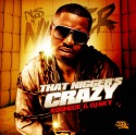 Nas - That N*gger's Crazy mixtape cover art