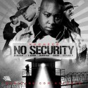 D-Block - No Security mixtape cover art