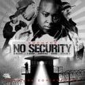 D-Block - No Security mixtape cover art