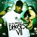 Styles P - Do You Believe In Ghosts? Vol. 7 mixtape cover art