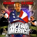 T.I. - Captain America mixtape cover art