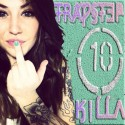 Trapstep Killa 10 mixtape cover art