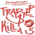 Trapstep Killa 5 mixtape cover art
