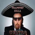 Trapstep Killa Cuatro mixtape cover art