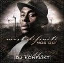 Mos Def - Most Definite (Best Of Mos Def) mixtape cover art