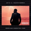 American Gangster Funk mixtape cover art