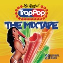 Trap Pop mixtape cover art