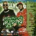 Three 6 Mafia - Bumpin And Ridin mixtape cover art