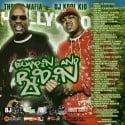 Three 6 Mafia - Bumpin And Ridin mixtape cover art