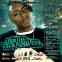 Cassidy - The Answer, Part 3 mixtape cover art