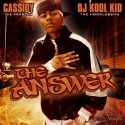 Cassidy - The Answer mixtape cover art