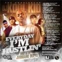 Everyday Im Hustlin (Hosted By Jermaine Dupri) mixtape cover art