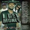 I Get Money mixtape cover art