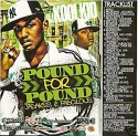 Jadakiss & Fabolous - Pound For Pound mixtape cover art