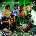 Banks, Blunts & ReUps 3 mixtape cover art