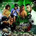 Banks, Blunts & ReUps 3 mixtape cover art