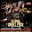 Swazy Baby - 1st Round Draft Pick mixtape cover art