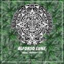 Alfonso Luna - Tribal Prehispanico LP mixtape cover art