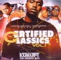 Certified Classics, Vol. 1 mixtape cover art