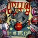 DJ Of The Year 2014 mixtape cover art