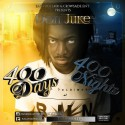 Don Juke - 400 Days 400 Nights mixtape cover art
