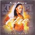 Foxy Brown - Fire mixtape cover art