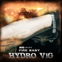 HydroVig - Fire Baby mixtape cover art