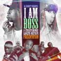 I Am Boss mixtape cover art