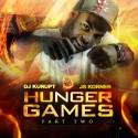 Js Korner - Hunger Games 2 mixtape cover art