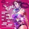 Lipstick Gang (Hosted By Bambi) mixtape cover art