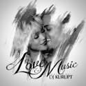 Love & Music mixtape cover art