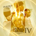 Love & Music 4 mixtape cover art