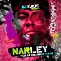 NARLEY (Lil Wayne / Tyler the Creator) mixtape cover art