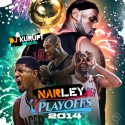 Narley (NBA Playoffs 2014) mixtape cover art