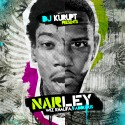 Narley (Wiz Khalifa / Fabolous) mixtape cover art