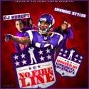 No Fire Line mixtape cover art