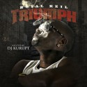 Royal Keil - Triumph mixtape cover art