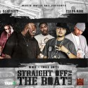 Straight Off The Boat 3 mixtape cover art